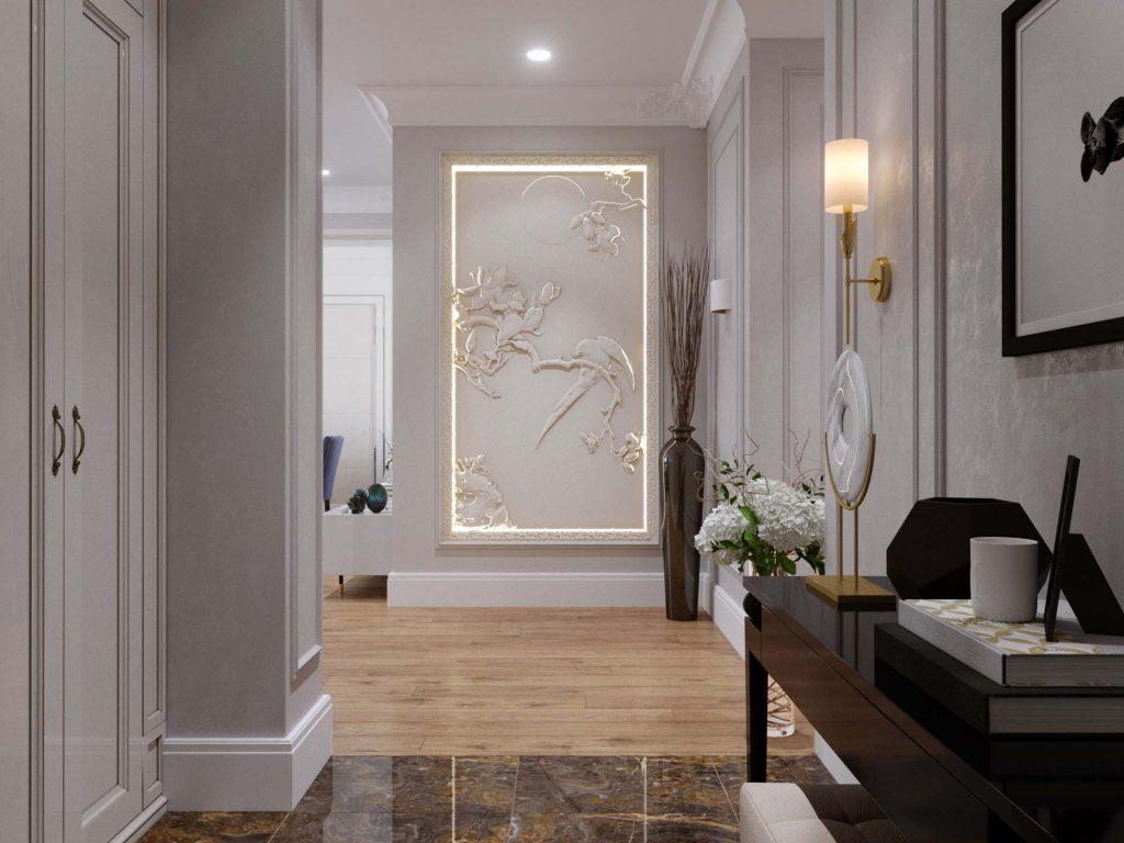капитальный ремонт трехкомнатной квартиры цена